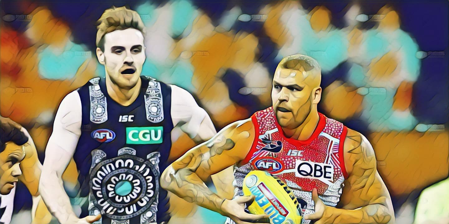 Click here to head to our deep dive on the Roughead v Franklin clash. every contest, every result, as well as analysis of the lowest disposal output from Buddy since 2009.