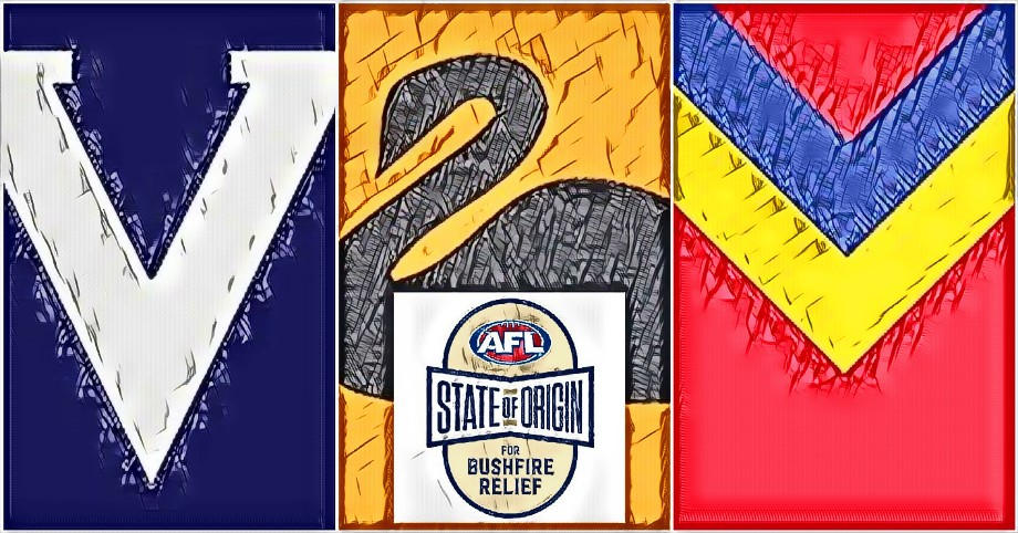 afl state of origin - photo #10