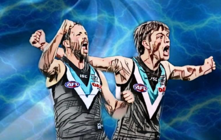 45+ Port Vs Richmond Gif